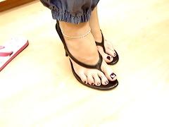 feet end