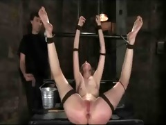bound and
